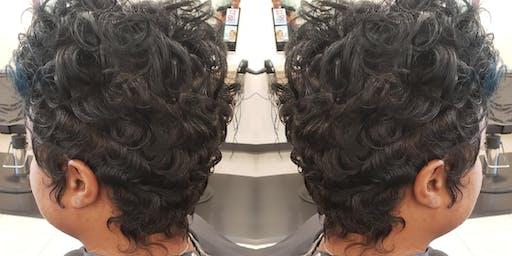 Get Chopped the Short Hair Workshop