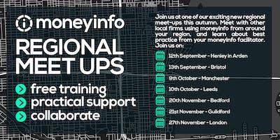 moneyinfo Regional Meet Up 3 - Manchester
