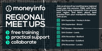 moneyinfo Regional Meet Up 7 - London