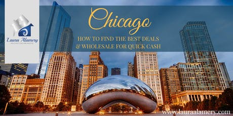 Chicago -How to Wholesale for Quick Cash & Where to Find the Best Deals  tickets
