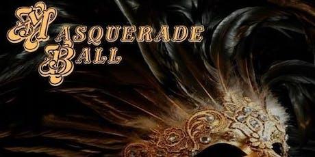 HACEMOS Dallas Masquerade Ball tickets