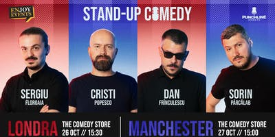 Manchester Stand up Comedy Comics