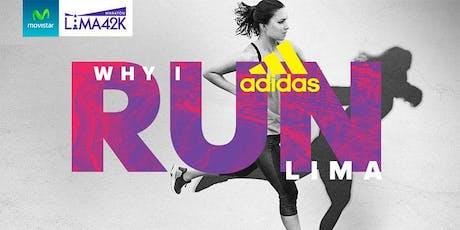 Maratona de Lima - 2020 - INSCRIÇÃO tickets
