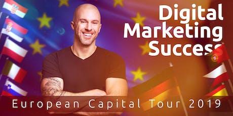 Bratislava - Digital Marketing Success - European Capital Tour 2019 (Slovakia) tickets