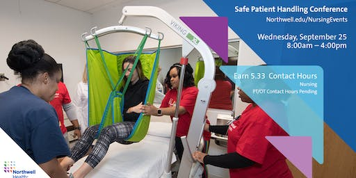 2019 Safe Patient Handling Conference: A Passport to Workforce Safety