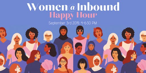 Women@INBOUND Happy Hour