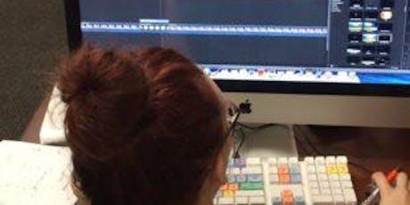 Video Editing – Final Cut Pro X tickets