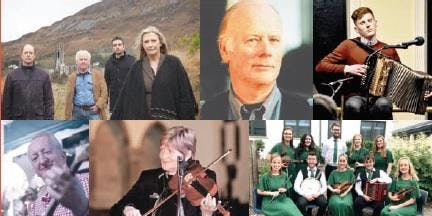 Return to London Town Festival of traditional Irish music, song and dance