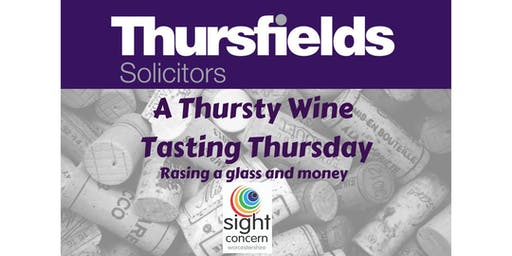A Thursty Wine Tasting Thursday