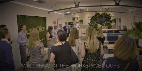 IWFM Home Counties – AGM and Workplace Design Insights  tickets