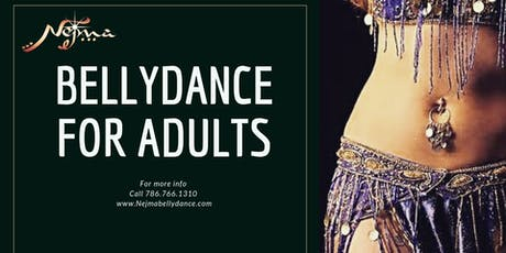 Beginners Bellydance in Hialeah/Miami Lakes tickets