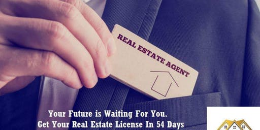 Accelerated Real Estate License Class