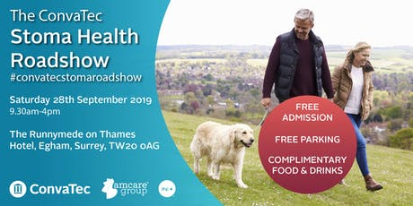 ConvaTec Stoma Health Roadshow - Surrey tickets