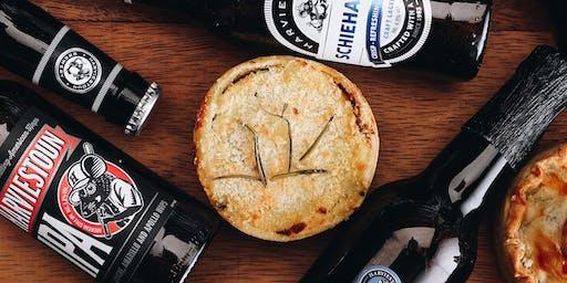 Pie & Beer Tasting Session