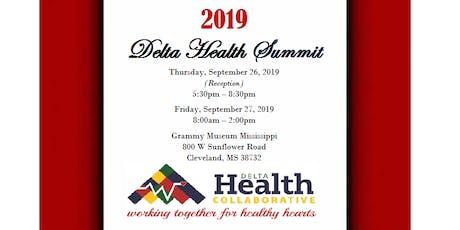 2019 Annual Delta Health Summit tickets