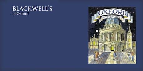 Matthew Rice - Oxford tickets