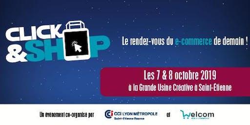 [Saint-Etienne] Salon Click & Shop les 7 & 8 octobre