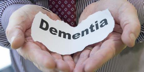 Talk with Tommy Whitelaw (Dementia Campaigner) Session 1 tickets