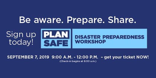 Disaster Preparedness Workshop (Charles City)