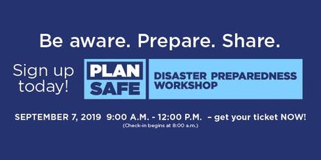 Disaster Preparedness Workshop (Caroline) tickets