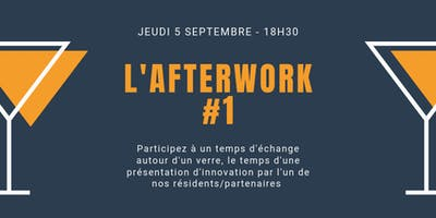L'afterwork #1 à l'eclozr