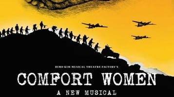 """Comfort Women : A New Musical"""