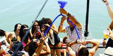 VIP BOAT PARTY MIAMI BEACH tickets
