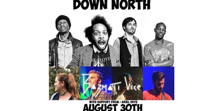 Bazmati Vice + Down North tickets