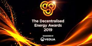 ADE Awards Dinner 2019, sponsored by Veolia - TABLE...