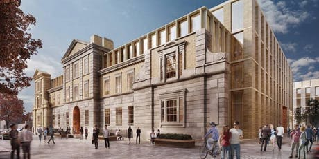 UCL DRI @ Gray's Inn Rd- New building presentation tickets