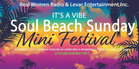 Soul Beach Sunday Mini Festival tickets