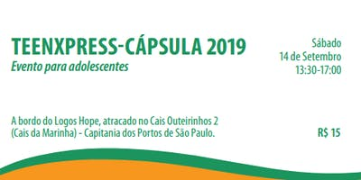 TeenXpress-Cápsula 2019