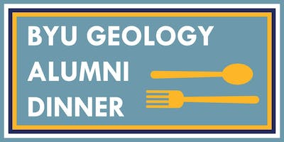 Geology Alumni Dinner (2019 BYU Homecoming Event)