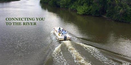 Anacostia River Explorers Public Tours - August tickets