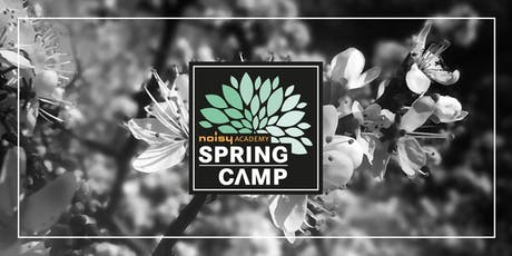 ELECTRONIC MUSIC PRODUCTION - SPRING CAMP #2 (noisy Academy Berlin) tickets
