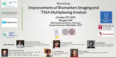Improvements of Biomarkers Imaging and TMA Multiplexing Analysis