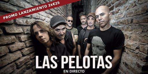 LAS PELOTAS EN MADRID