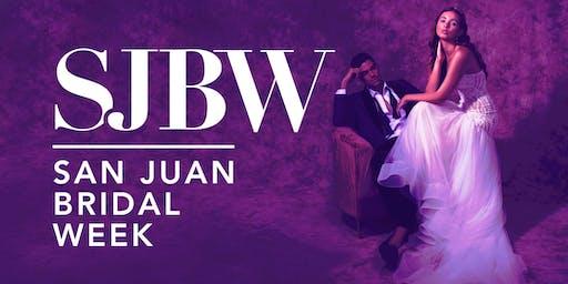 Entrada General: San Juan Bridal Week
