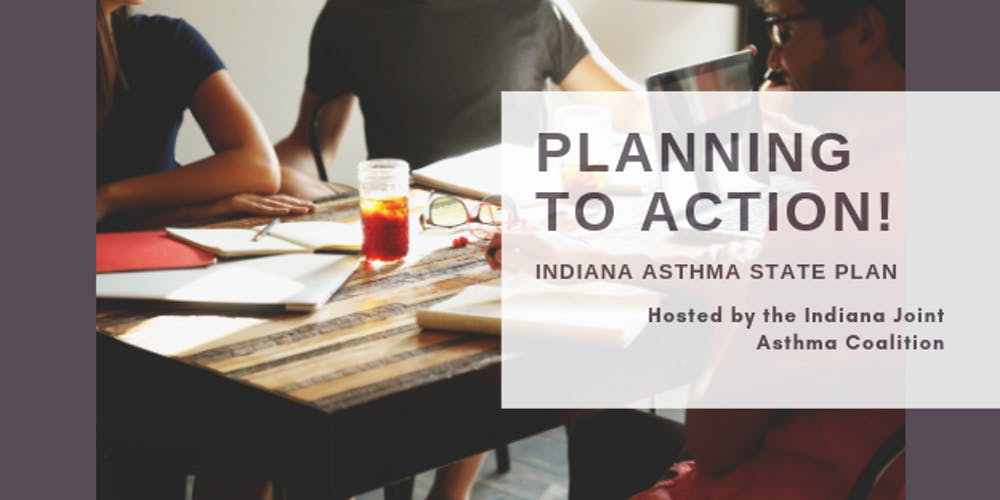 Indiana Asthma State Plan Day 2 Tickets, Tue, Aug 27, 2019 at 8:30