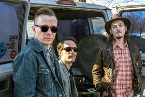 Chris Rattie & the New Rebels