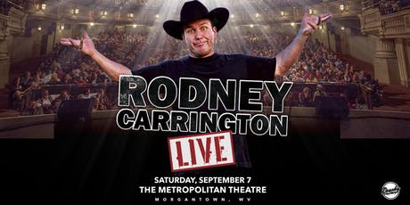 Rodney Carrington: LIVE tickets