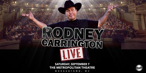Rodney Carrington: LIVE