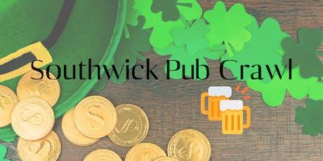 Southwick Pub Crawl- Volunteer tickets