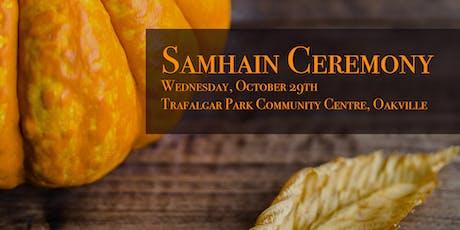 Samhain (Halloween) Ceremony tickets