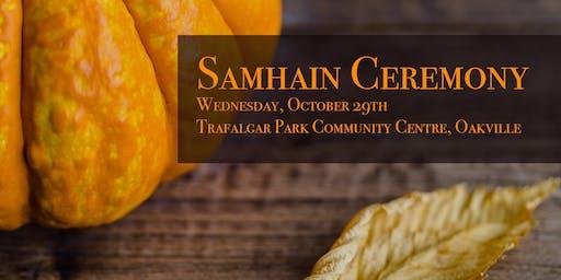 Samhain (Halloween) Ceremony