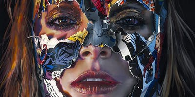 """Sandra Chevrier - Solo Exhibition """"Cages of the Fallen Flags"""""""