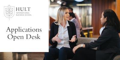 Applications Open Desk in Paris - Global One-Year MBA Program