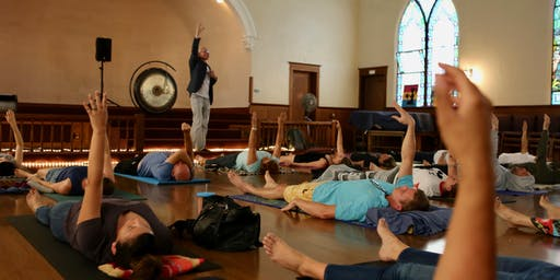 Breathwork with Gong Sound Healing led by Jon Paul Crimi (Santa Monica, CA)