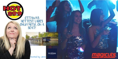 The New HOT 89.9 and Ottawa Boat Cruise present Wine on the Water - August 30 tickets