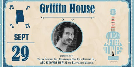 Vulcan AfterTunes: Griffin House tickets